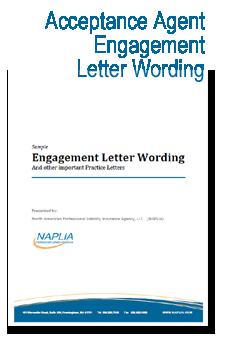sample acceptance agent engagement letter